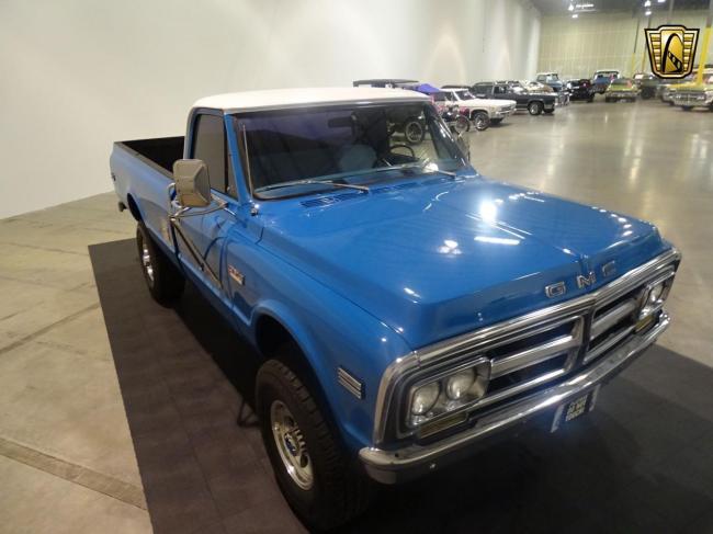 1972 GMC K20 - K20 (22)