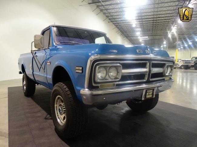 1972 GMC K20 - GMC (23)