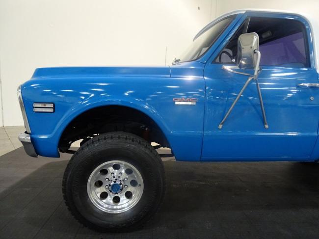1972 GMC K20 - Texas (30)