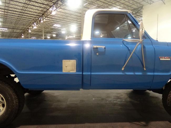 1972 GMC K20 - Texas (37)