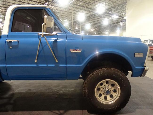 1972 GMC K20 - 1972 (38)