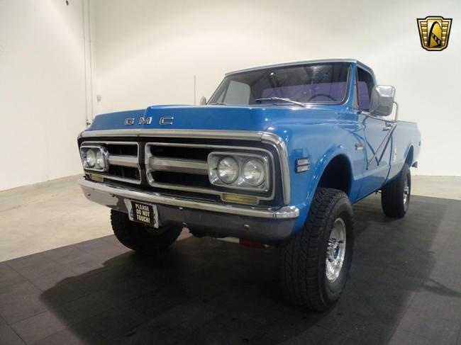 1972 GMC K20 - 1972 (41)
