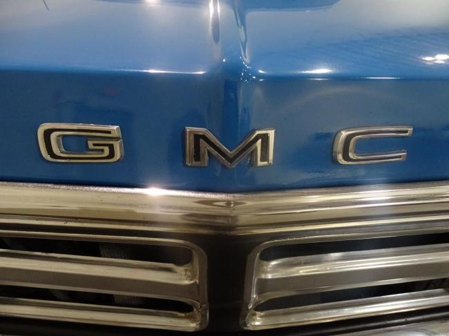 1972 GMC K20 - Automatic (47)