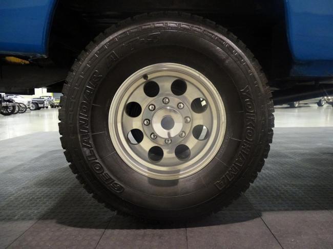 1972 GMC K20 - Texas (67)