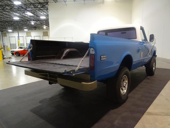 1972 GMC K20 - GMC (72)