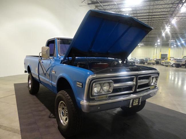 1972 GMC K20 - K20 (79)