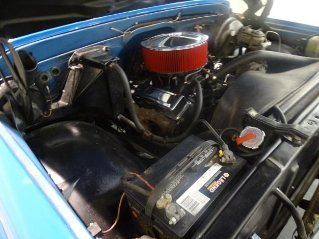 1972 GMC K20 - Texas (84)