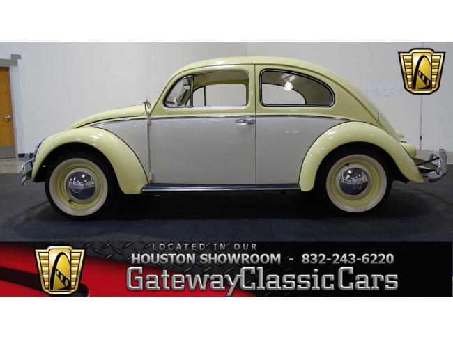 1957 Volkswagen Beetle in Houston, Texas
