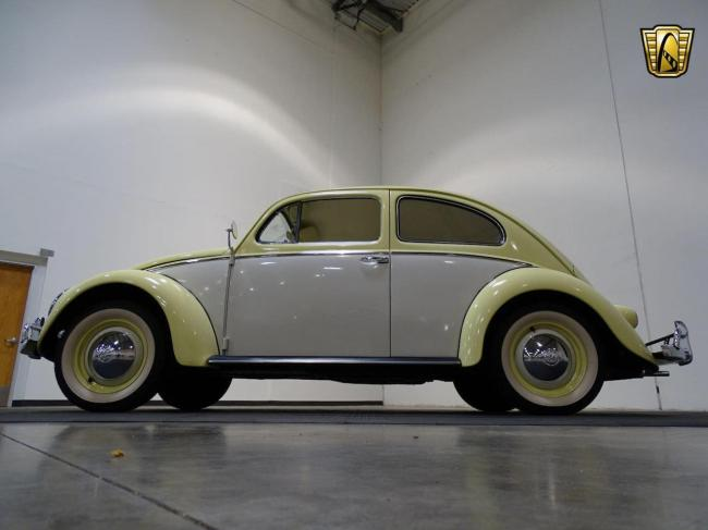 1957 Volkswagen Beetle - Manual (3)