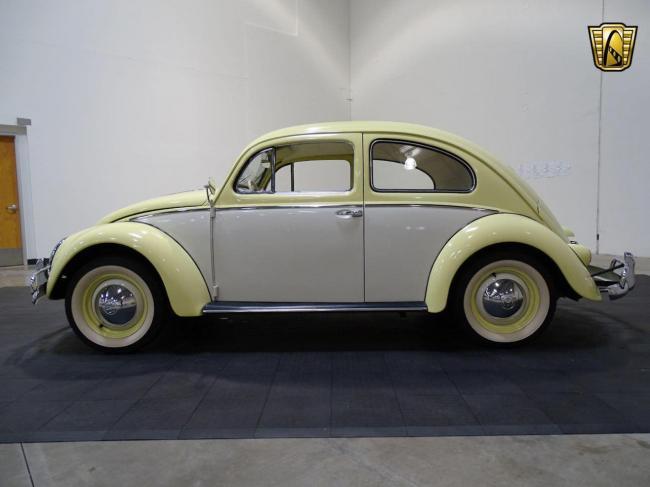 1957 Volkswagen Beetle - Texas (5)
