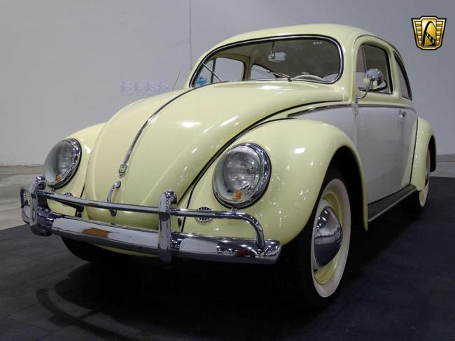 1957 Volkswagen Beetle - Manual (7)