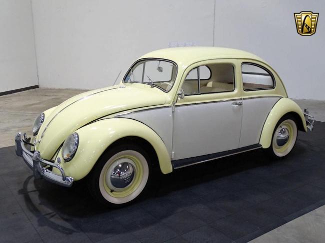 1957 Volkswagen Beetle - Texas (8)