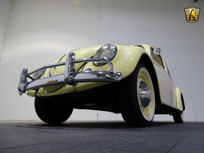 1957 Volkswagen Beetle - 1957 (9)