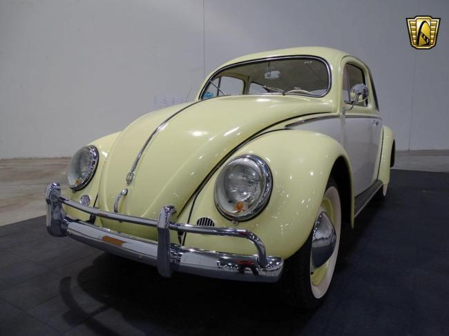 1957 Volkswagen Beetle - Manual (10)
