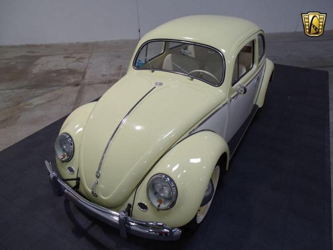 1957 Volkswagen Beetle - 1957 (11)