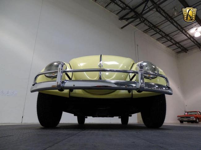 1957 Volkswagen Beetle - Beetle (12)