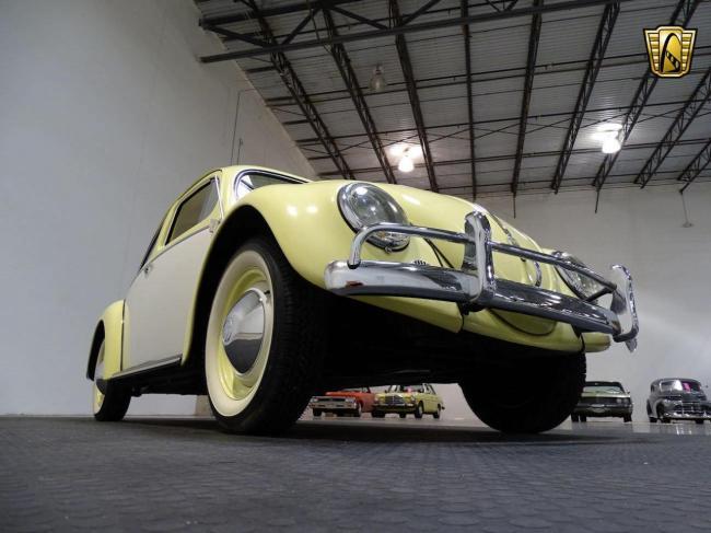 1957 Volkswagen Beetle - Texas (15)