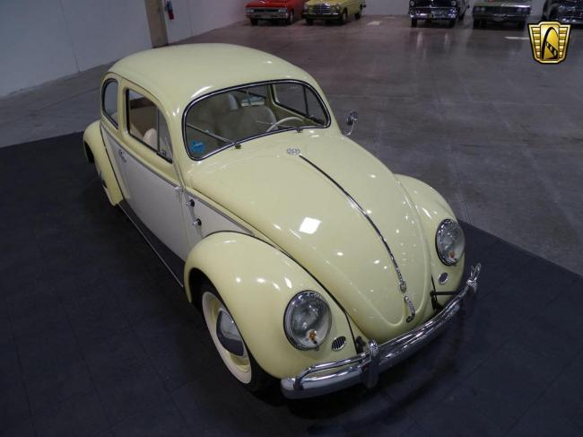 1957 Volkswagen Beetle - Manual (17)