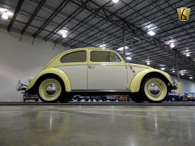 1957 Volkswagen Beetle - 1957 (18)