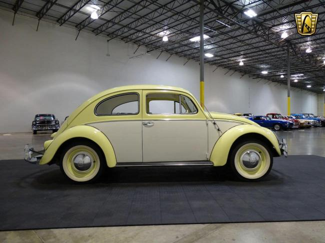 1957 Volkswagen Beetle - Manual (19)