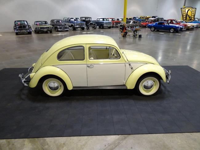 1957 Volkswagen Beetle - Texas (20)