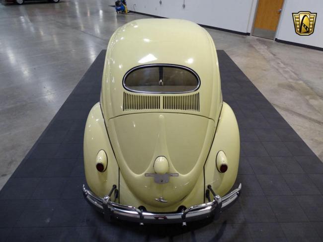 1957 Volkswagen Beetle - 1957 (26)