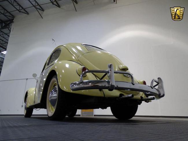 1957 Volkswagen Beetle - Beetle (27)
