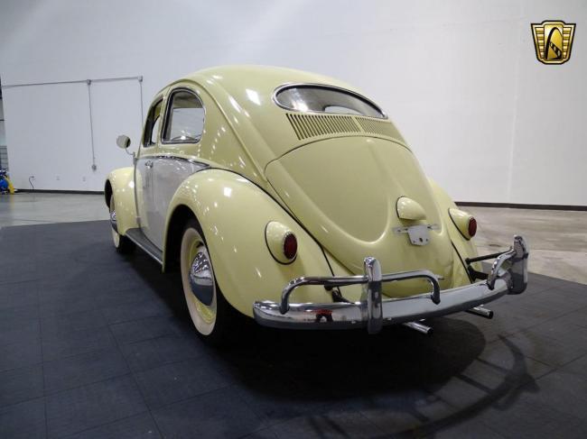 1957 Volkswagen Beetle - Volkswagen (28)