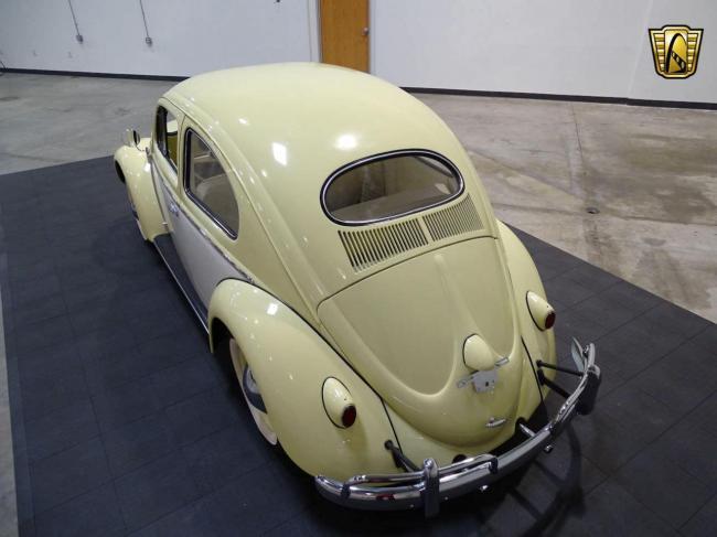 1957 Volkswagen Beetle - 1957 (29)