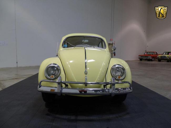 1957 Volkswagen Beetle - 1957 (32)