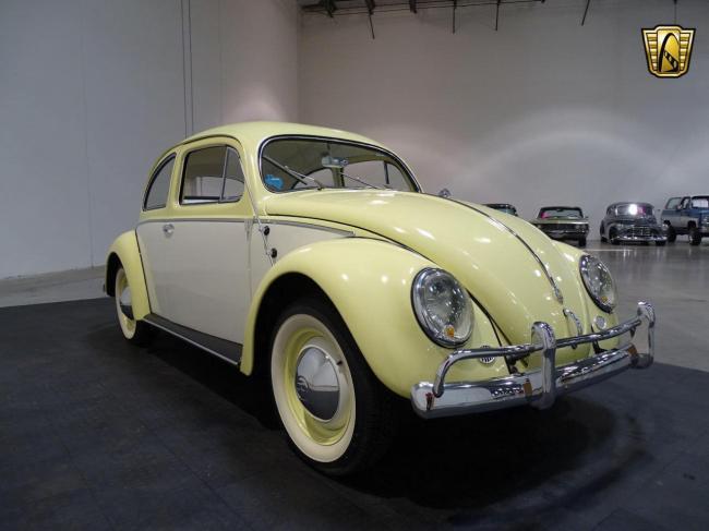1957 Volkswagen Beetle - 1957 (33)