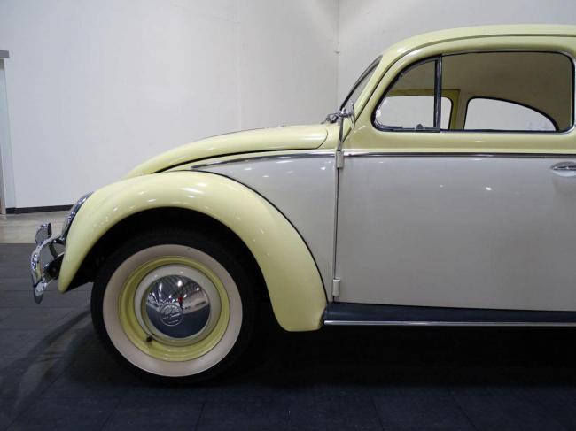 1957 Volkswagen Beetle - Volkswagen (34)