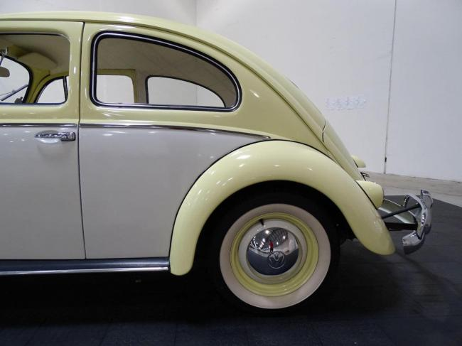 1957 Volkswagen Beetle - Beetle (35)