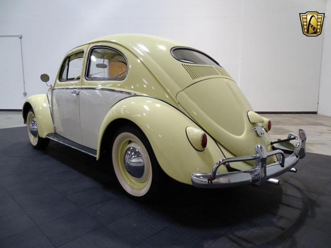 1957 Volkswagen Beetle - Beetle (36)