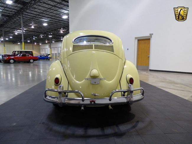 1957 Volkswagen Beetle - Beetle (37)