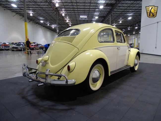 1957 Volkswagen Beetle - Texas (38)