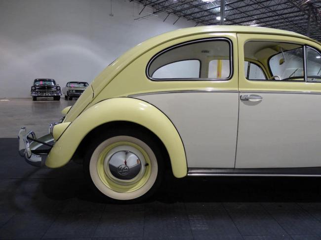 1957 Volkswagen Beetle - Texas (39)