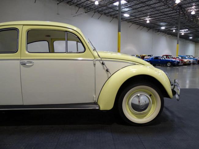 1957 Volkswagen Beetle - Volkswagen (40)