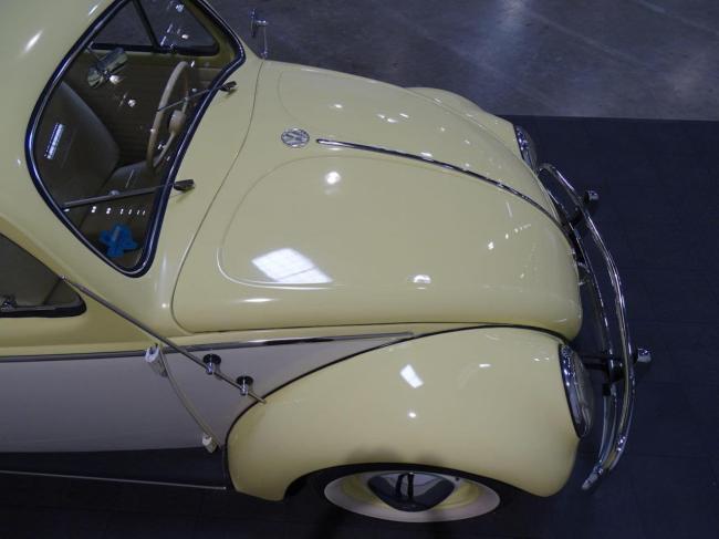 1957 Volkswagen Beetle - Volkswagen (44)
