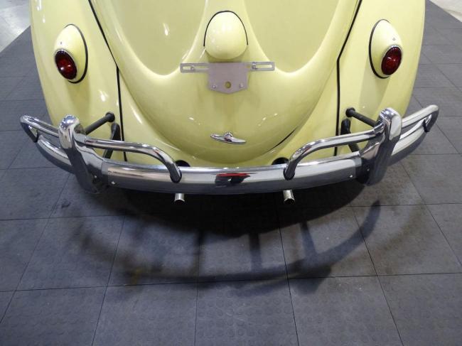 1957 Volkswagen Beetle - Manual (45)