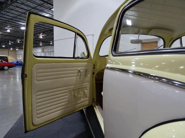 1957 Volkswagen Beetle - Volkswagen (48)