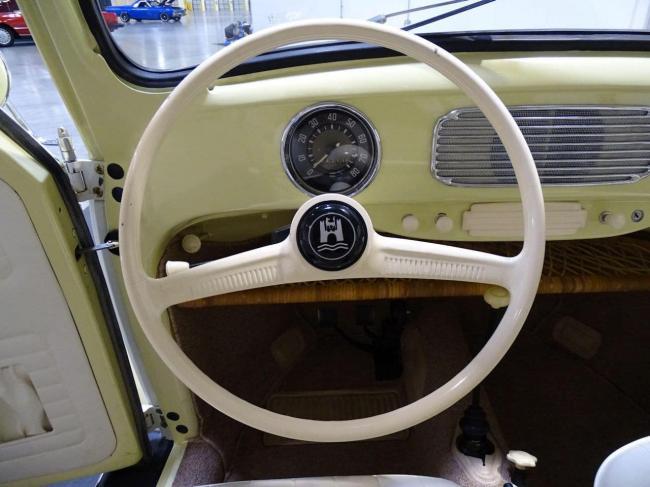 1957 Volkswagen Beetle - Texas (50)