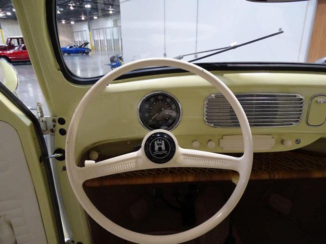 1957 Volkswagen Beetle - 1957 (51)