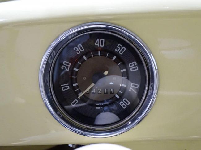 1957 Volkswagen Beetle - 1957 (52)