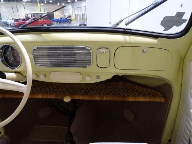 1957 Volkswagen Beetle - Beetle (55)