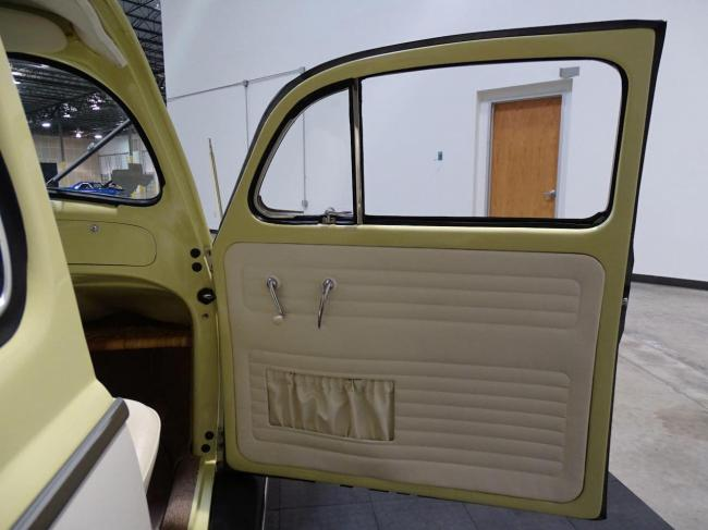 1957 Volkswagen Beetle - Volkswagen (57)