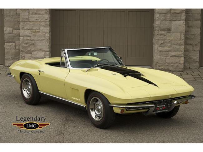 1967 Chevrolet Corvette - Ontario (1)