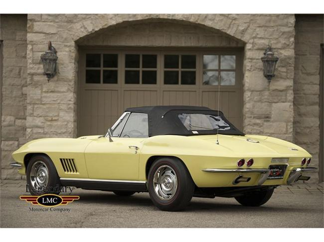1967 Chevrolet Corvette - Chevrolet (5)