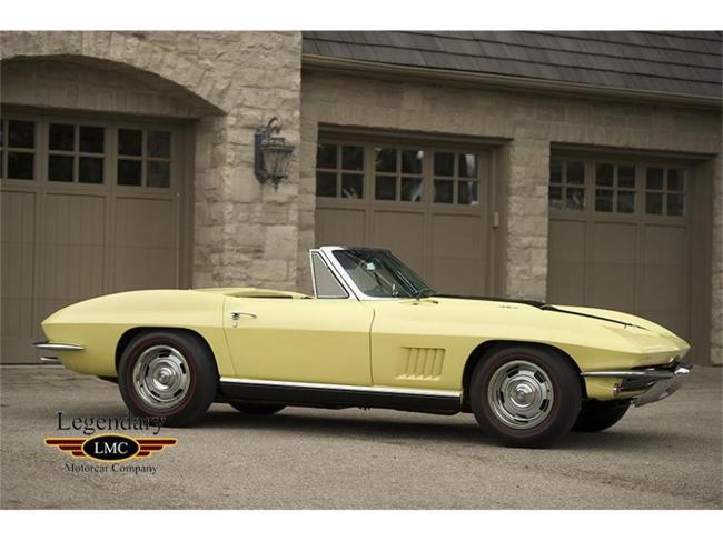1967 Chevrolet Corvette - Corvette (8)