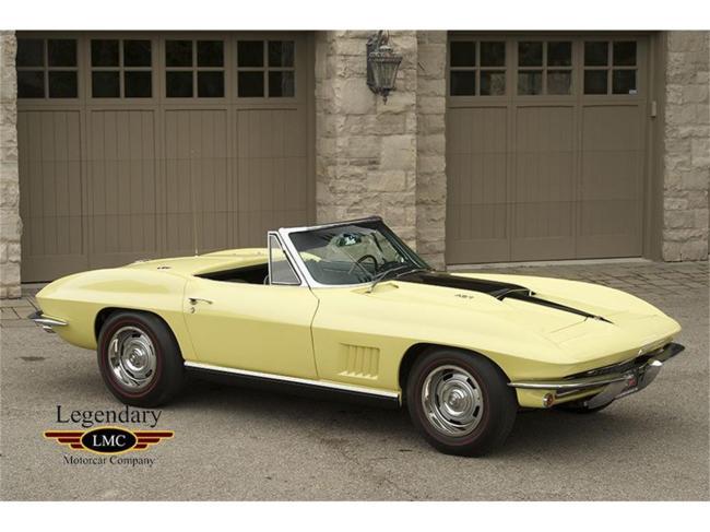 1967 Chevrolet Corvette - 1967 (9)
